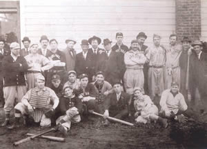 SJ Prunepickers Baseball Team